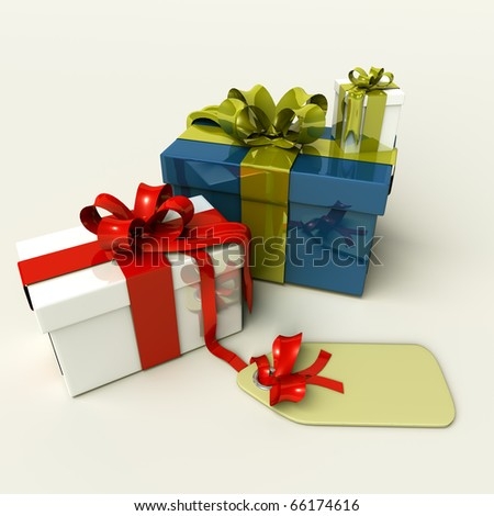 3D gifts for birthday or christmas