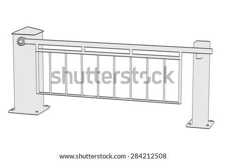 Boom Gate Stock Photos Royalty Free Images Amp Vectors
