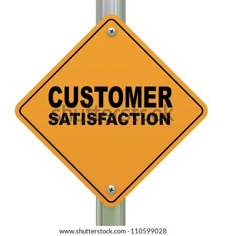 level of customer satisfaction of zero b