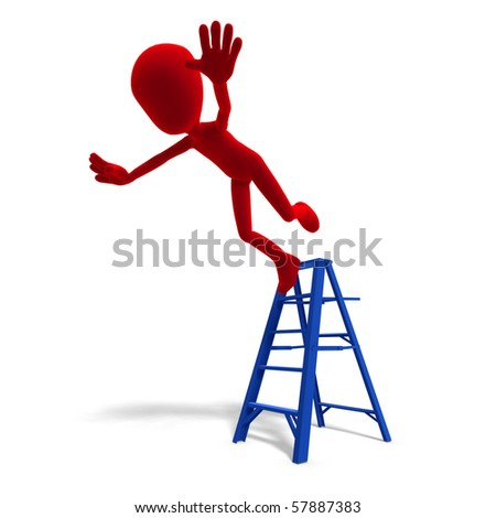 Ladder Accident Stock Photos, Royalty-Free Images & Vectors ...