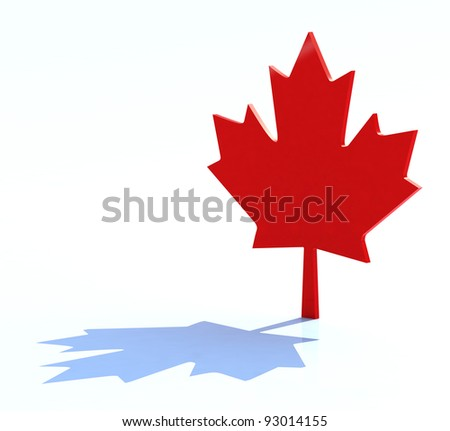 Maple The Become A Did Symbol Leaf When Canadian