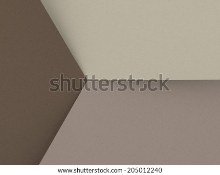 3d paper background