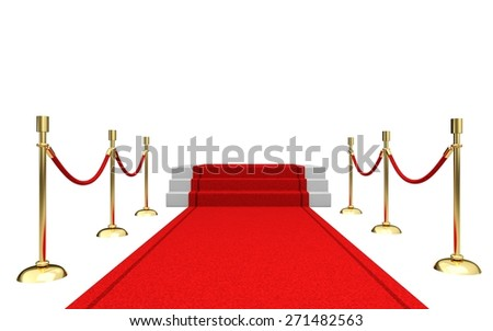 3D. Red Carpet, Fashion, Movie.