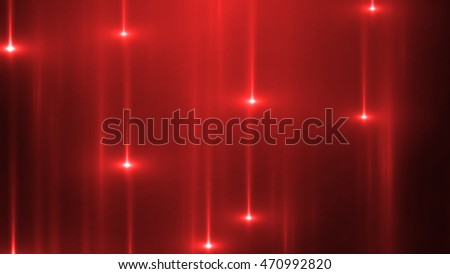 3d render abstract background with vertical light lines and flares. Background with lines in motion, could be useful as a frame or a texture. Blurred light lines with flares. 3D illustration