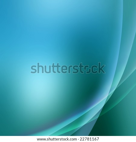 3D Render CG Abstract Background - stock photo