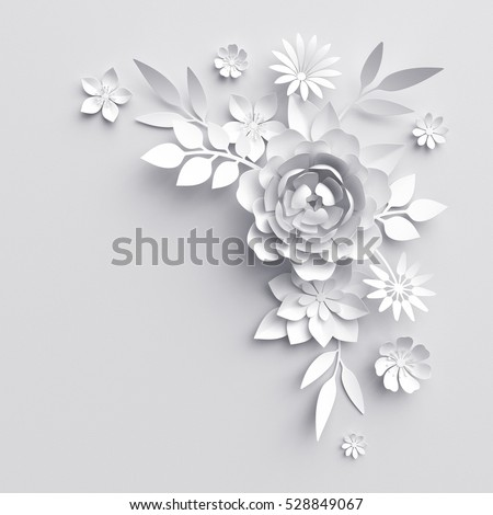 3d flower stock images royalty free images vectors for 3d white flower wallpaper