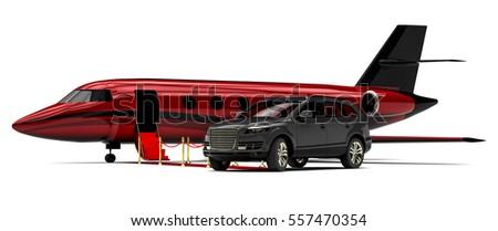 3d Render Image Representing Fleet Cars Stock Illustration 521367898  Shutte