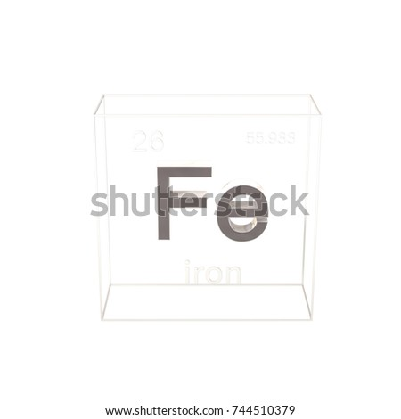 3 d render iron chemical element atomic stock illustration 744510379 3d render iron chemical element atomic number and atomic weight chemical element of urtaz Choice Image