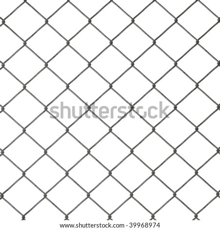 3d render of fence (architecture exterior element)
