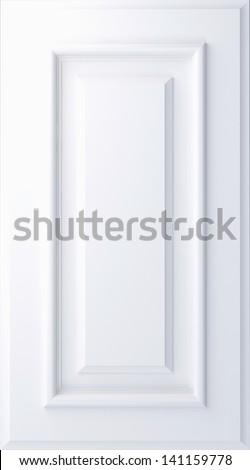 White Kitchen Cabinet Door cabinet door stock images, royalty-free images & vectors
