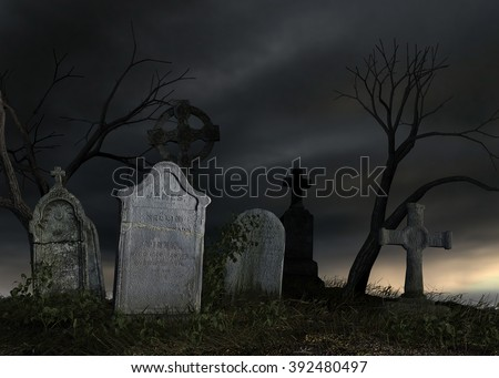 Cemetery Stock Images, Royalty-Free Images & Vectors ...