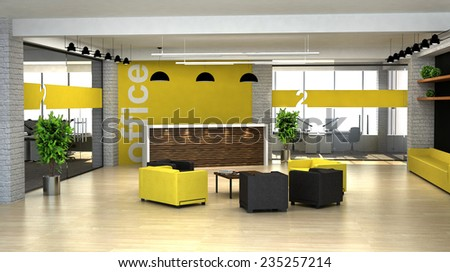 Office Reception Desk Stock Images, Royalty-Free Images & Vectors ...