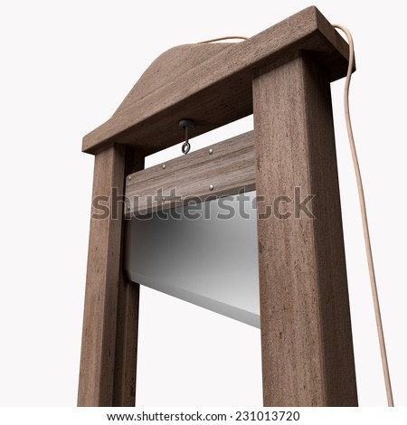 guillotine stock photos royalty free images vectors. Black Bedroom Furniture Sets. Home Design Ideas
