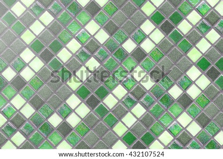 3d rendering of an abstract geometric wall background
