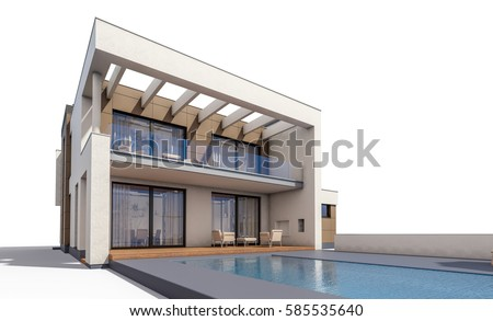 3d render building stock images royalty free images for 3d garage builder