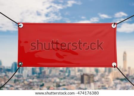 Vinyl Banner Stock Images RoyaltyFree Images  Vectors - Blank vinyl banners