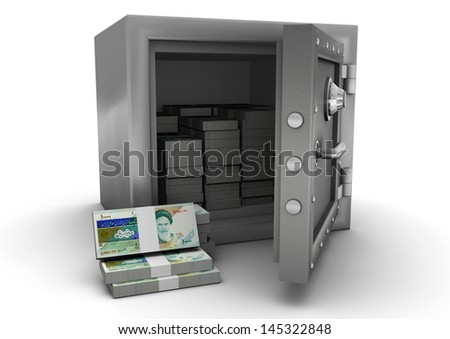 3D safe and Iran money