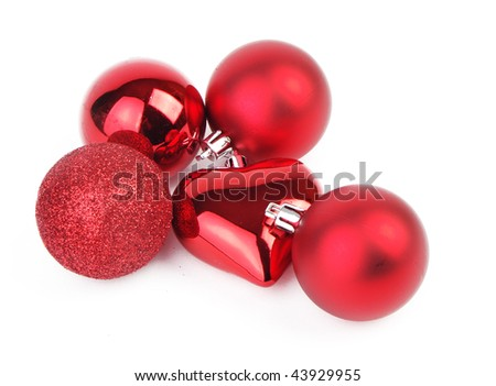Decoration for christmas - stock photo
