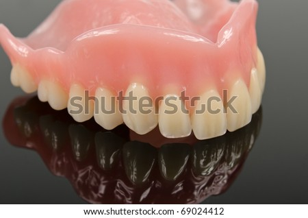 denture, upper jaw