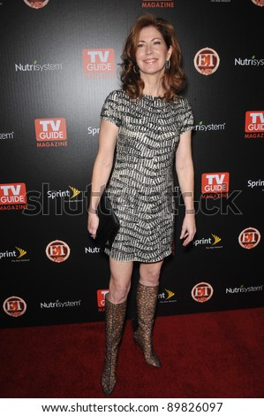 """Desperate Housewives"" star Dana Delany at TV Guide Magazine's Hot List Party at the SLS Hotel, Beverly Hills. November 10, 2009  Los Angeles, CA Picture: Paul Smith / Featureflash"