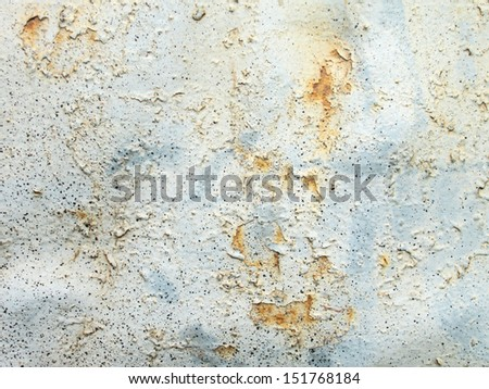 exposed concrete wall texture - stock photo