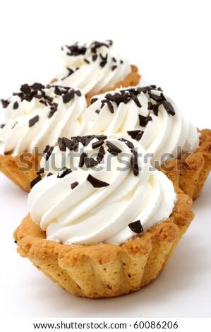 Fancy Cakes - stock photo