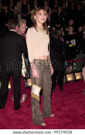 06FEB2000: Actress JANE LEEVES at the 14th Annual American Comedy Awards.  Paul Smith / Featureflash