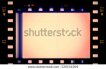 film roll  background - stock photo