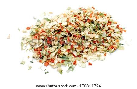 food seasoning - stock photo