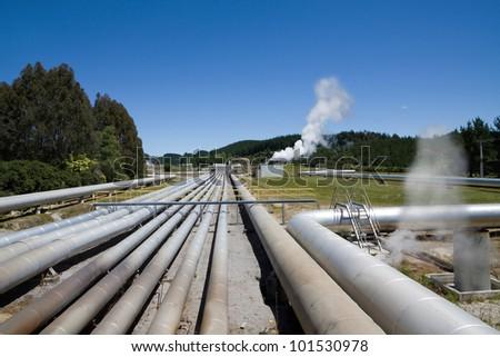 Geothermal Alternative Energy