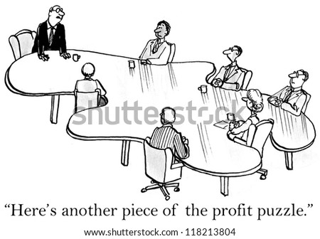 """Here's another piece of the profit puzzle."""