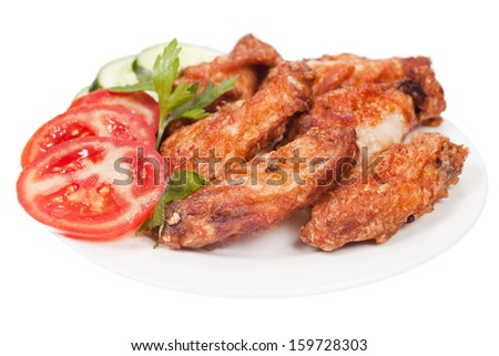?hicken wings