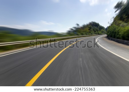 highway pavement