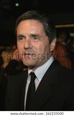 "04/04/2005 - Hollywood - Brad Grey at the ""Sahara"" Premiere at the Grauman's Chinese Theater. - stock photo"