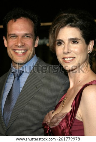 """03/23/2005 - Hollywood - Diedrich Bader at the """"Miss Congeniality 2: Armed and Fabulous"""" Premiere at the Chinese Theatre. - stock photo"""