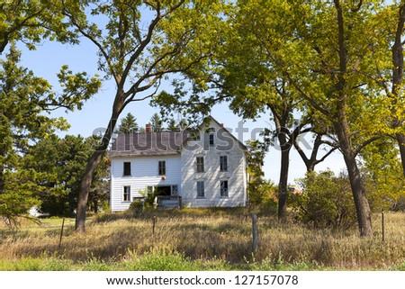 Hunted House - stock photo