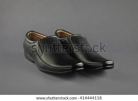Indian Made Men's Shoes  - stock photo