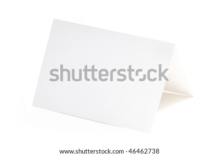 Isolated paper