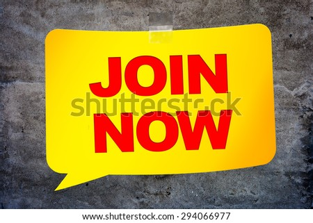 Join Now Stock Images, Royalty-Free Images & Vectors ...