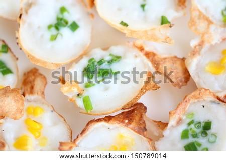 Savory Coconut Pancakes Recipes — Dishmaps