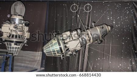 0d433e37abf56e Le Bourget Paris France May 042017 Stock Photo 668814430 - Shutterstock