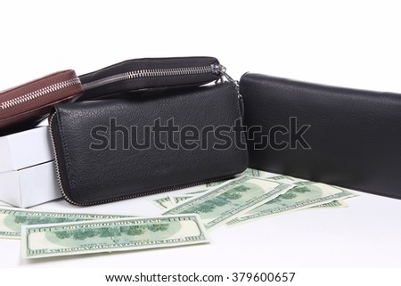leather man wallets