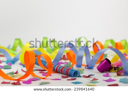 Let's party ! - Stock Image - stock photo