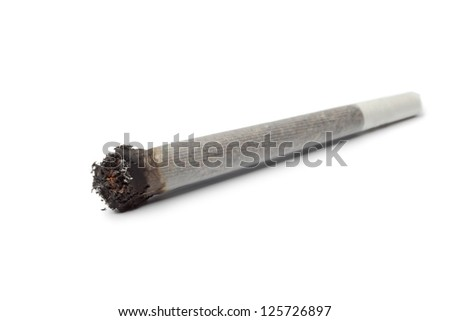Weed blunt transparent background