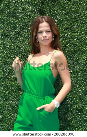 0LOS ANGELES - MAY 16:  Tammin Sursok at the Super Saturday LA at the Barker Hanger on May 16, 2015 in Santa Monica, CA