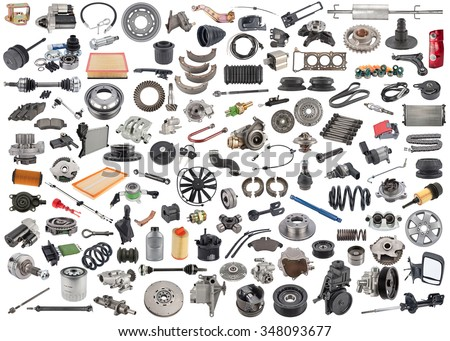 automotive and spare parts