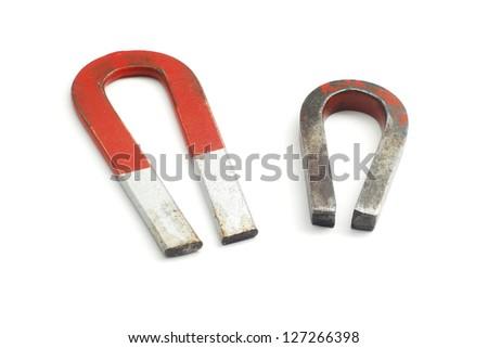 magnet - stock photo
