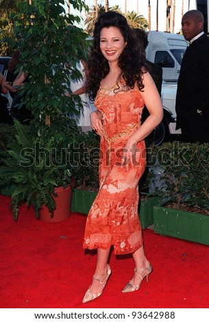 10MAR98:  Actress FRAN DRESCHER at the Blockbuster Entertainment Awards in Los Angeles.