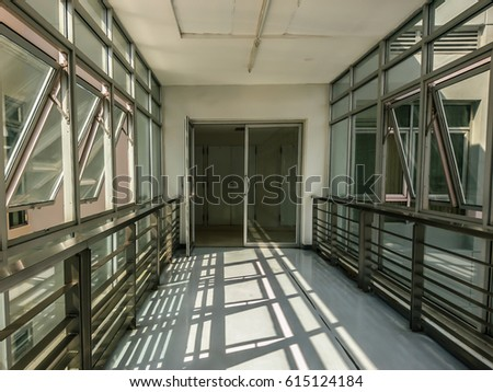 Empty Cloakroom Museum Stock Photo 26277751 Shutterstock