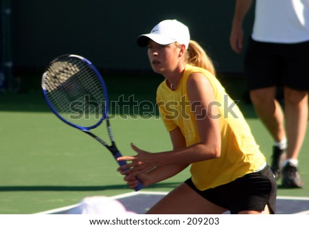 Maria Sharapova , Pacific Life Open, Indian Wells , California 2005,